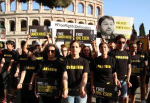 Turchia: aumentano le pressioni internazionali per il rilascio dei difensori dei diritti umani