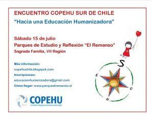 El sur de Chile hacia una educación humanizadora