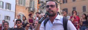 Attivista accusato di vilipendio alle istituzioni della Repubblica. Il rischio è che venga meno il diritto di opinione e critica