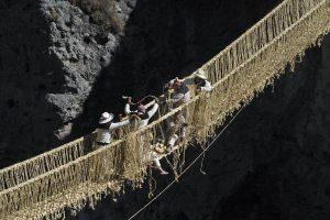 Santiago tendrá réplica de puente colgante inca