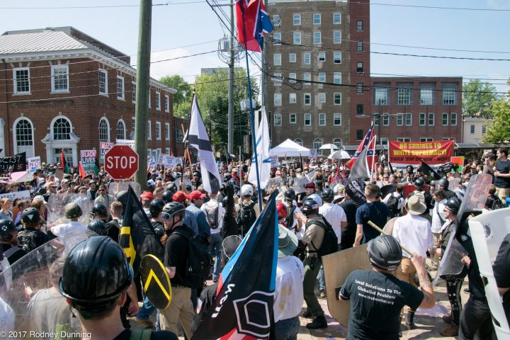 Charlottesville's Past That Isn't Even