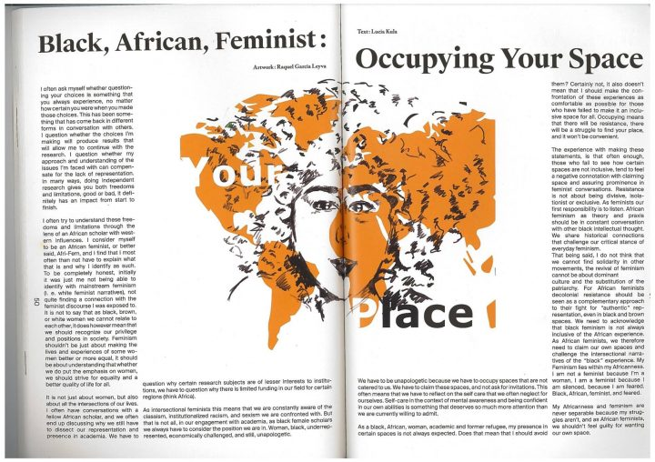 """""""The revolution will not be NGO-ised"""": four lessons from African feminist organising"""