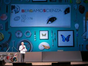 Al via la XV edizione di Bergamoscienza, dal 30 settembre al 15 ottobre 2017