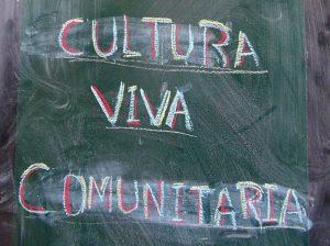 Congreso de Cultura Viva Comunitaria llegó a Ibarra.