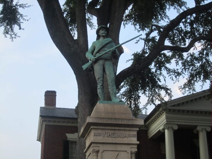 Charlottesville to Keep Only Non-Racist War Monuments