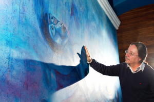 Vidas dedicadas 11. Pavel Égüez: La cultura puede construir los valores para alcanzar la no violencia.