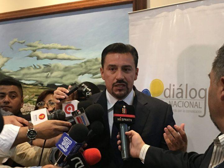 Diálogo nacional: acuerdo por la comunicación