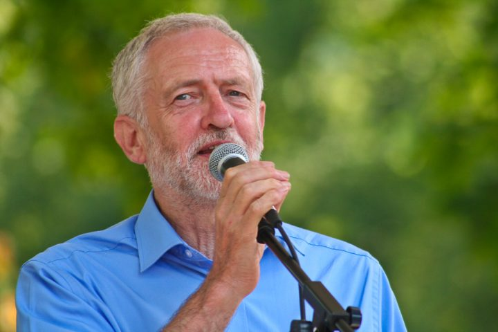 """Jeremy Corbyn to Morgan Stanley: """"Yes, we are a threat to a"""