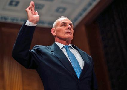 "John Kelly is no ""moderate"""