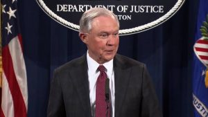 U.S. Justice Department to Cut Funds to Cities over Immigration Policies