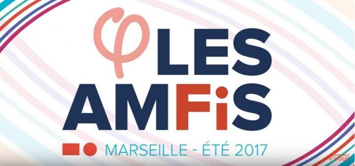France : Les AMFiS d'été de la France Insoumise à Marseille
