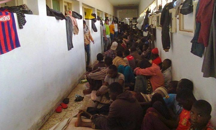 Libia, chiusura del centro di detenzione di Misurata:condizionisempre più disumane per migrantie rifugiati