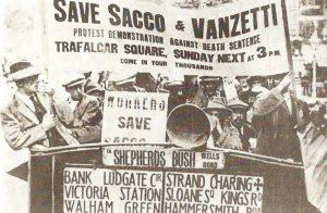 L'attualità di Sacco e Vanzetti