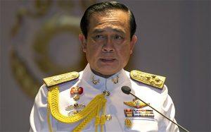 Il rigore thailandese
