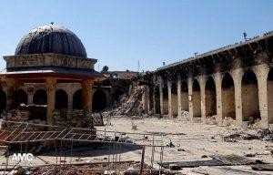 Una comunità siriana comincia a ricostruire