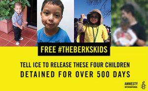 Estados Unidos: otro niño es liberado de un centro de detención para inmigrantes