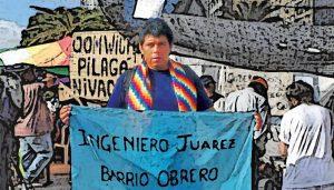 Todo preso es político: Agustín Santillán, whichi y luchador