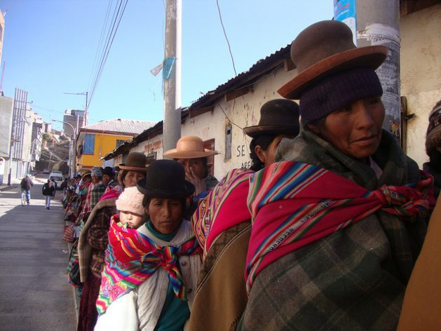 """I'll Tell You a Story"" – Violence Against Women in Peru"