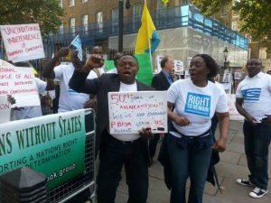 Camerún: liberado líder de la Sociedad Civil Anglófona