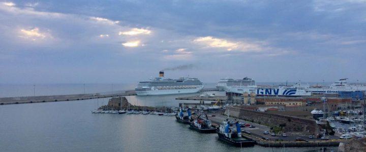 Trasporto marittimo e inquinamento nel Mediterraneo: Civitavecchia come piccolo ma significativo caso di studio