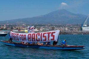 Appello del Collettivo dell'Africa del Nord contro la nave razzista C-Star