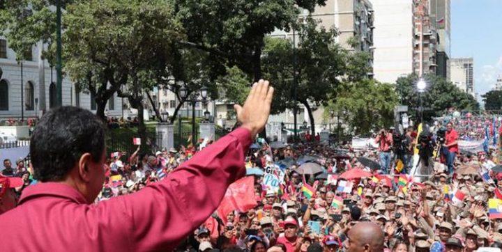Maduro parla per radio e TV: il Venezuela è capace di sconfiggere la violenza
