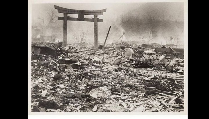 Remembering Nagasaki 72 years after the atomic bomb