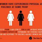Violence Against Women Is Still An Unresolved Issue