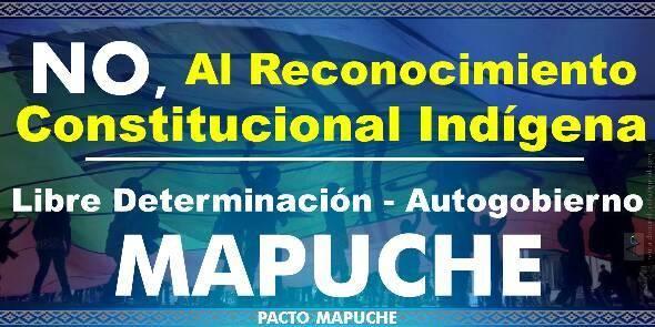 Carta a Bachelet ante Aparente Reconocimiento Constitucional