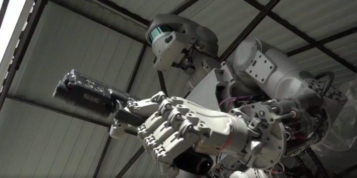 Uso de inteligência artificial em armas traz um sério risco para a humanidade