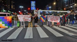 Por la libertad de Agustín Santillán