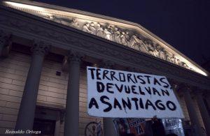 """""""En la desaparición de Santiago el único responsable es el Estado"""""""