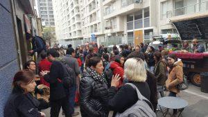 Chile: inaugurada sede campaña Beatriz Sánchez