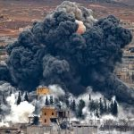 US Air Strike Slaughters Over 40 Civilians In Syria