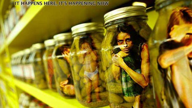Millones de mujeres y niños en manos de traficantes de personas