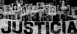Día Internacional del Detenido Desaparecido.