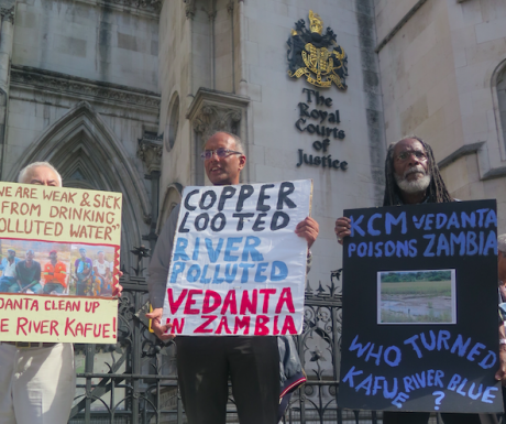 London is cloaking environmental racism in respectability – but Zambian villagers are fighting back
