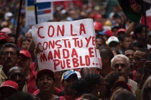 Para entender a conjuntura politica conflituosa na Venezuela