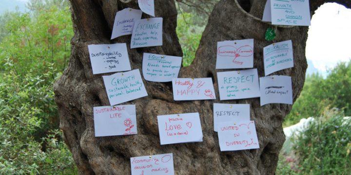 Χτίζοντας ένα βιώσιμο και συνεργατικό μέλλον: Σεμινάριο Δικτύωσης και Επαφών