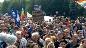 Kultur statt Drohnenkrieg: Stopp Air Base Ramstein