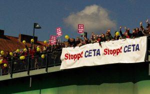 """Dal 21 Settembre in tutta Europa è """"Allarme CETA"""": fermiamolo insieme!"""