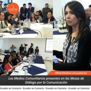 Ecuador: los mecanismos que aseguren más medios comunitarios, deben fortalecerse