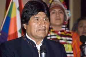 Evo Morales: Eine von Gier, Ungerechtigkeit und Umweltzerstörung bestimmte Weltordnung