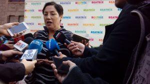 Beatriz Sánchez acertó: Corrió la cerca