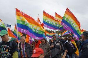 Friedenscamp und Protestwoche Stopp Ramstein