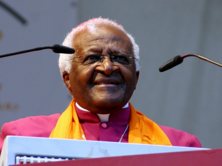 Open letter from Archibishop Desmond Tutu to Aung San Suu Kyi
