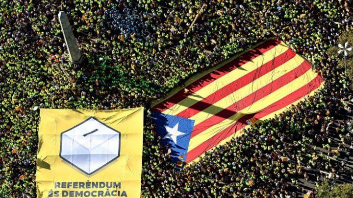 """""""Wer will, kann am Sonntag abstimmen"""" versichert katalanische Regierung"""
