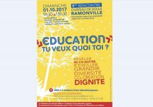 Education tu veux quoi toi ?