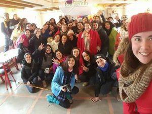 Primer Encuentro Internacional de Feministas Humanistas en los Andes
