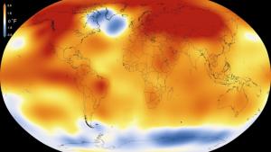 """Il Cambiamento Climatico scatena sugli Stati Uniti """"Fuoco e furia"""""""